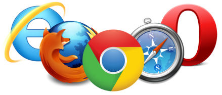 Browsers Logos