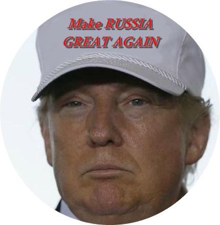 Trump Make Russia Great Again